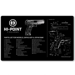 Hi-Point Handgun Cleaning Mat